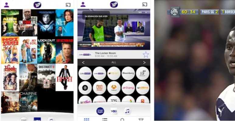 YIP TV- Football Streaming App