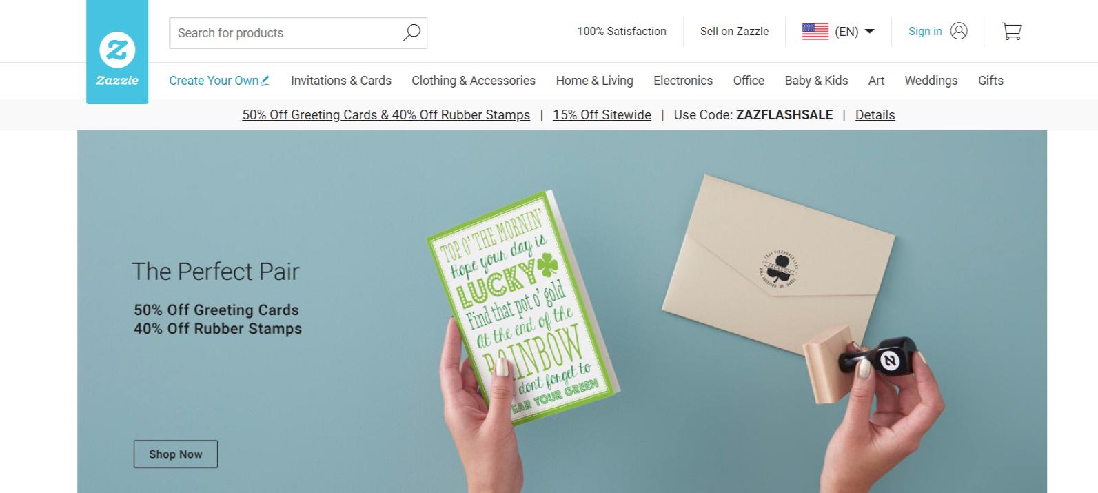 Zazzle- Art Affiliate Programs