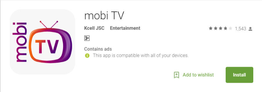 Mobi Tv- Football Streaming App