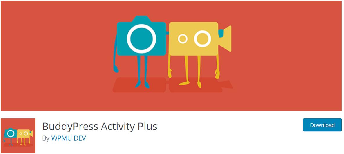 BuddyPress Activity Plus — Best BuddyPress Plugins