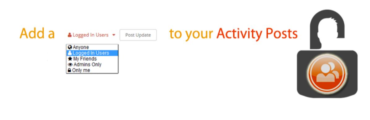 BuddyPress Activity Privacy — Best BuddyPress Plugins