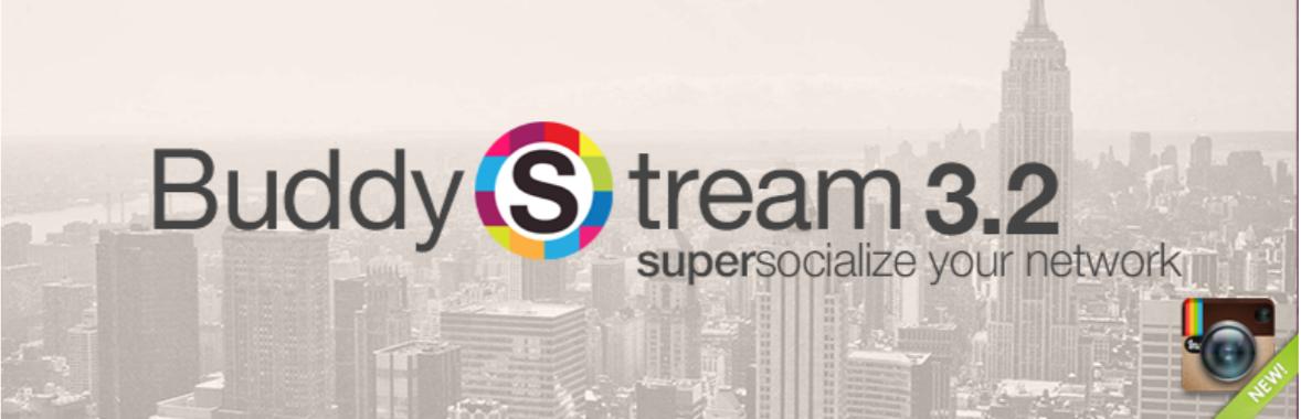 BuddyStream — Best BuddyPress Plugins