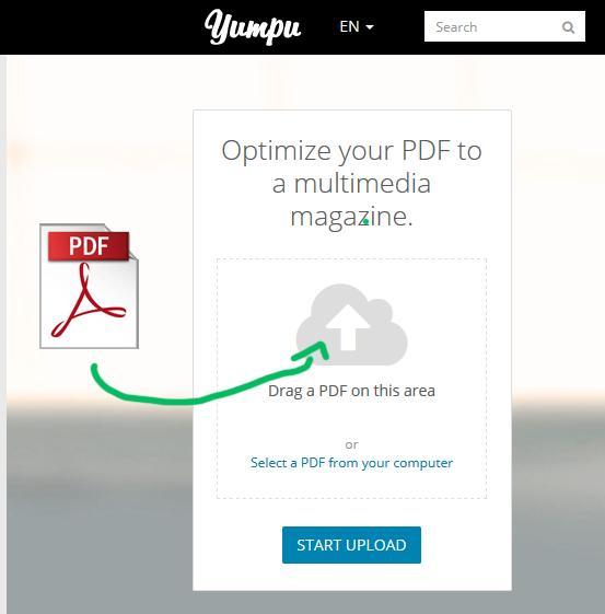 Create the PDF files