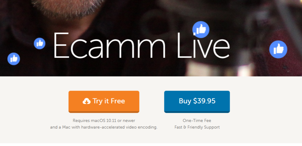 Ecamm Live - Live Streaming Software and Plugins For WordPress