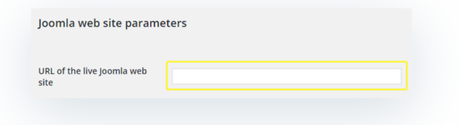 Joomla Website Parameter- Migrate Joomla to WordPress