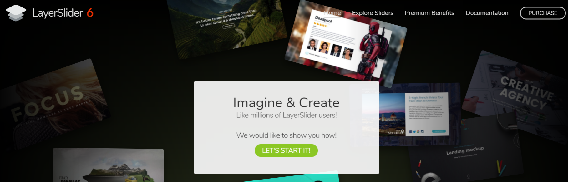 LayerSlider 6- Compatible With Visual Composer