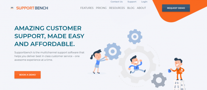 Supportbench Review: Amazing Customer Support Software