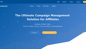ThriveTracker Review - Affiliate Tracker