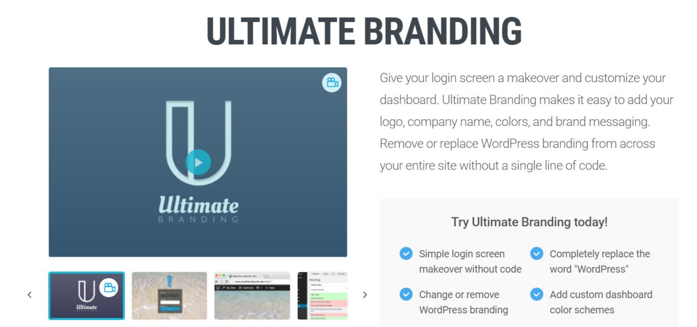 Ultimate Branding Plugin - Dropshipping With WordPress