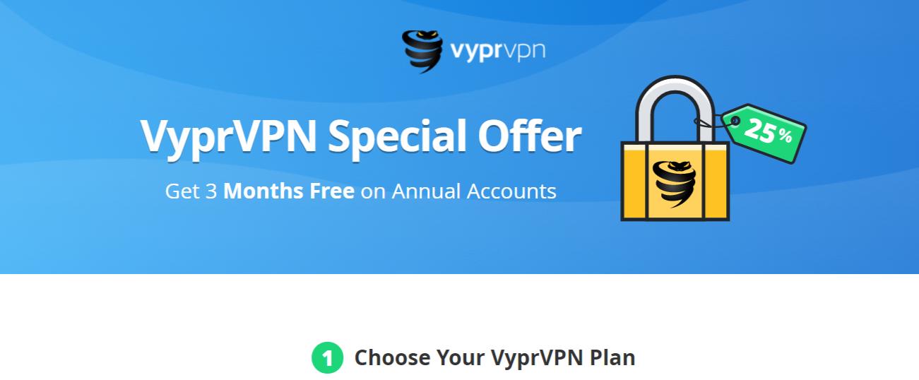 VyprVPN- Best VPN For Qatar