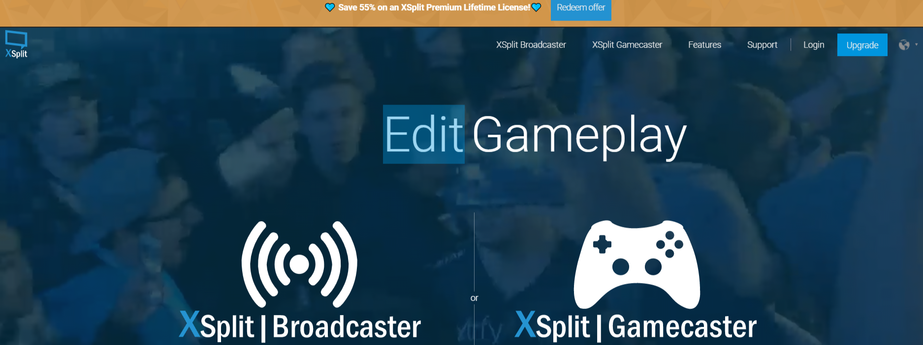 XSplit - Live Streaming Software and Plugins For WordPress