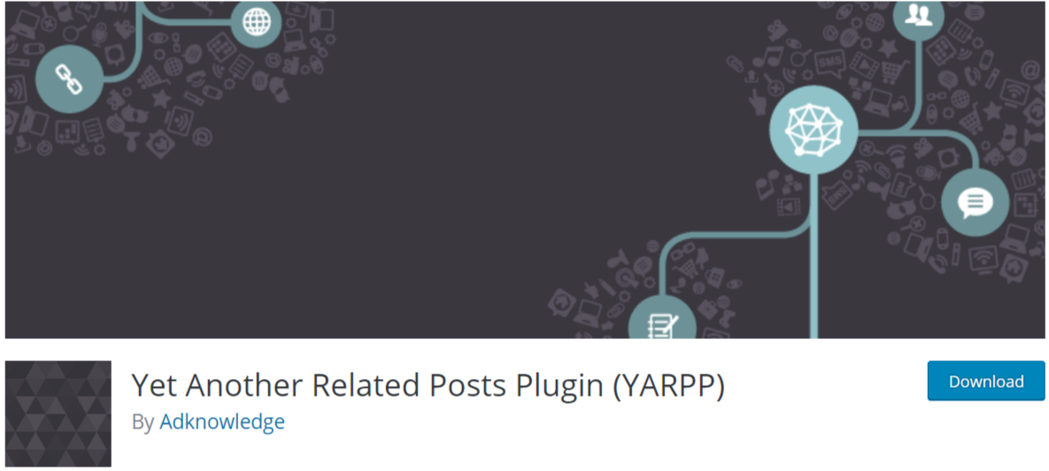 Yet Another Related Posts Plugin YARPP — Related Post WordPress Plugins