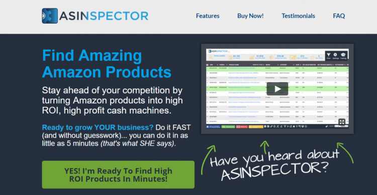 Best JungleScout Alternatives- ASINSpector