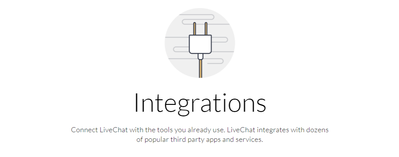 Integrations Plugins Modules- LiveChat Review