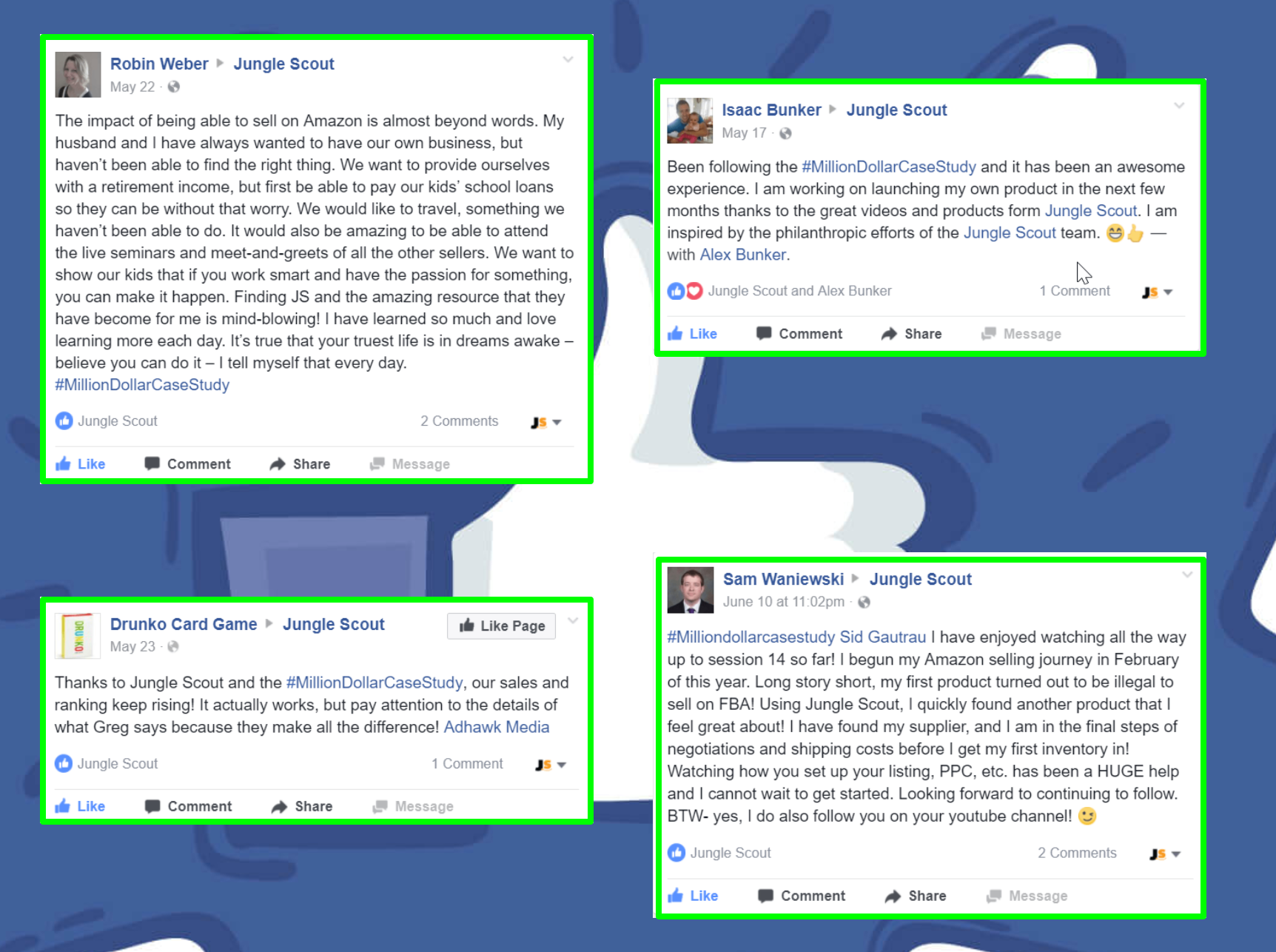 Customer Reviews & Testimonials