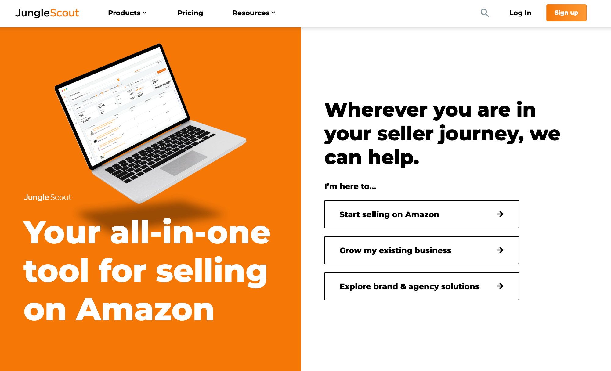 Jungle Scout Review- Onestop solution for Amazon Sellers