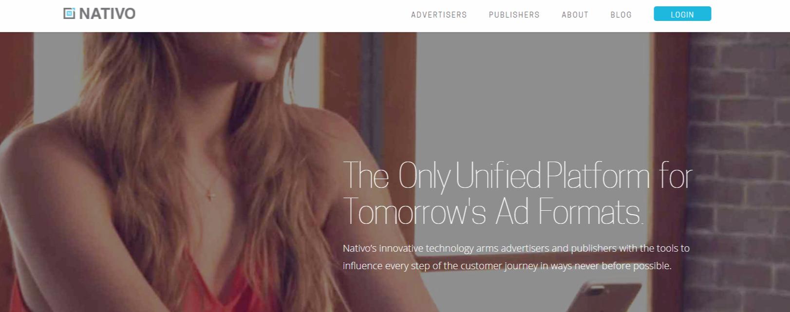 Nativo- Best Native Ads Network