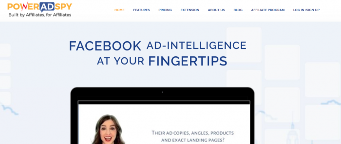 PowerAdSpy Facebook Ads Spy Tool