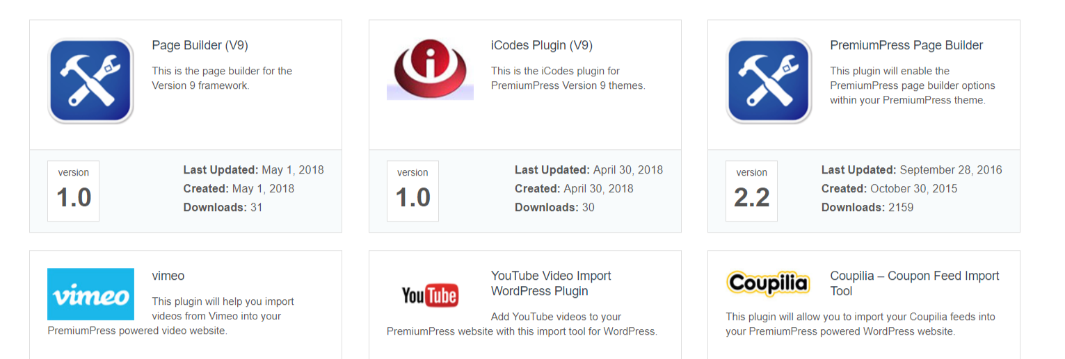 PremiumPress Plugins » PremiumPress Review