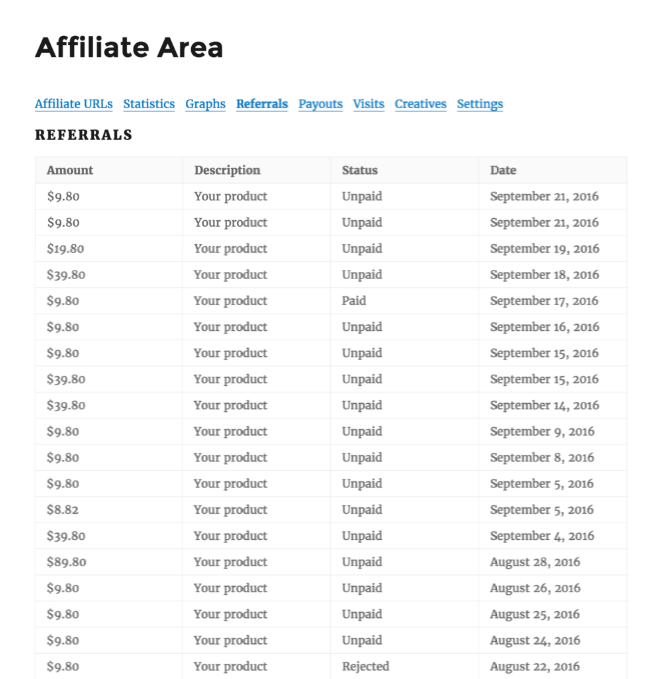 Referrals- AffliateWP vs Referral candy
