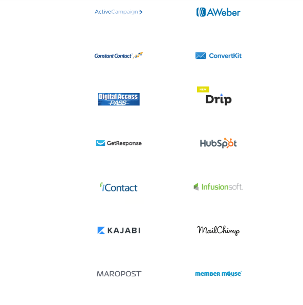 SamCart integrations