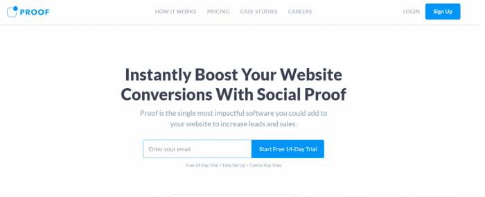 UseProof Review- Increase Your Conversion Rates