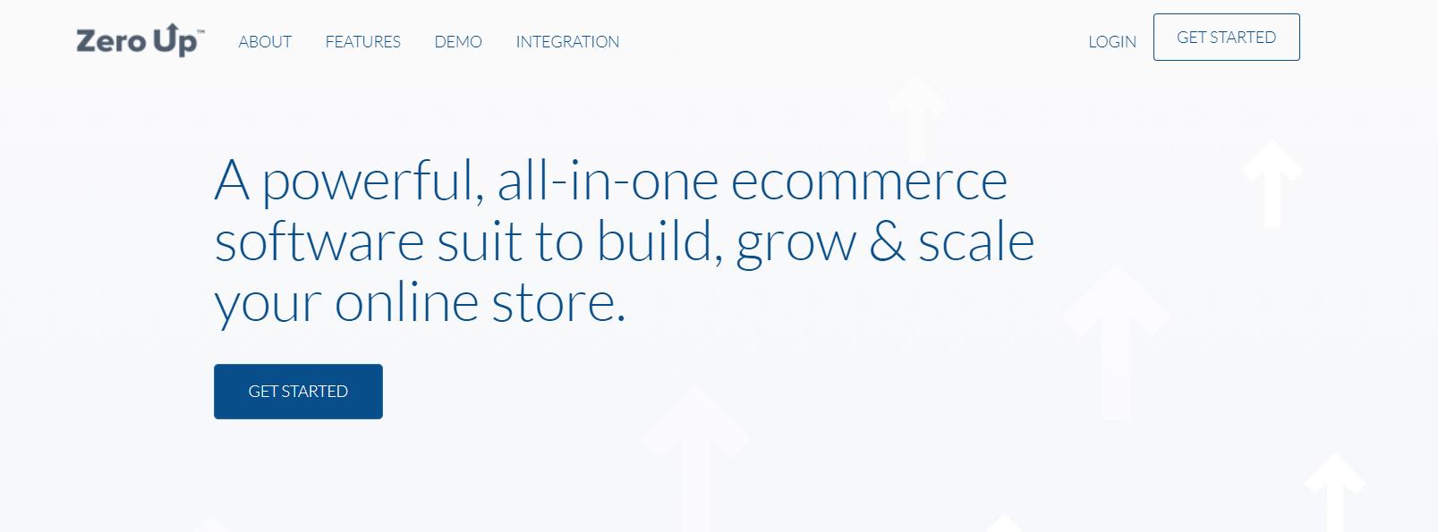 Zero Up™ Advanced eCommerce Technology- ZeroUp Review