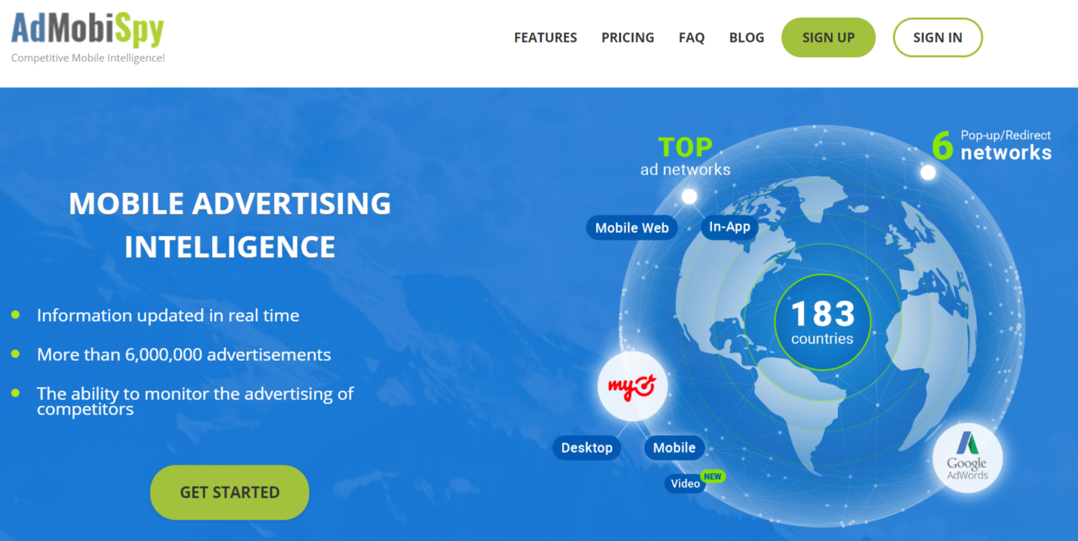 AdMobiSpy Review- Mobile Advertising Intelligence
