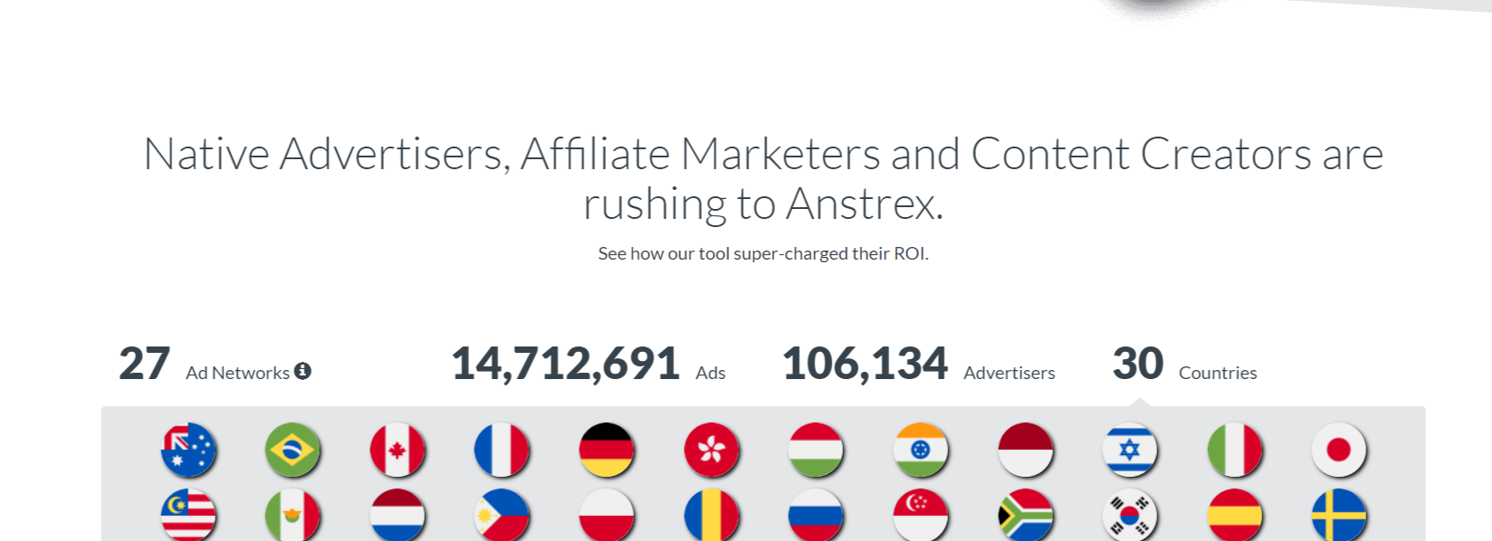 Anstrex Stats- Best Facebook Ads Spy Tools