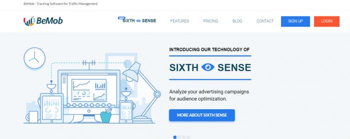 BeMob Review- Marketing Tracking Tools