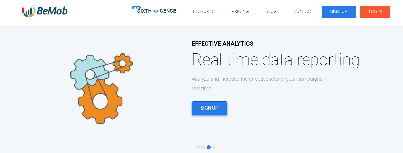 BeMob Review- Real Time Data Protecting