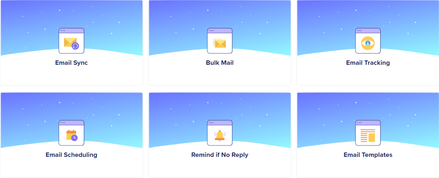 CompanyHub Review- Email Management