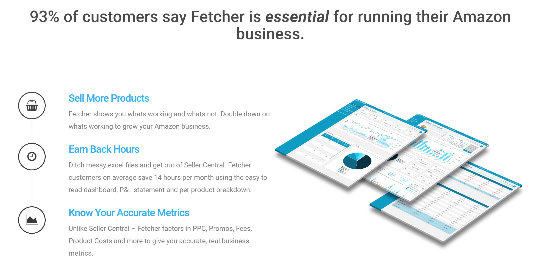Fetcher Review