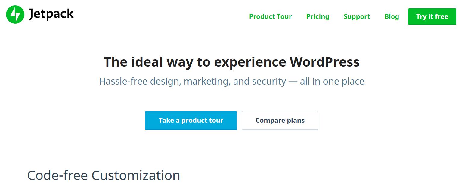 Jetpack Coupon Codes - WordPress Plugin For Security