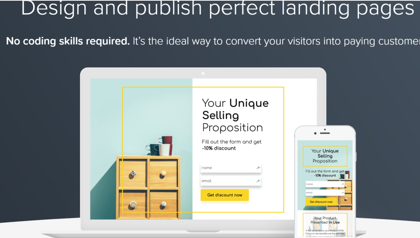 Landingi Review- Create Landing Pages With Easy Landing Page Builder