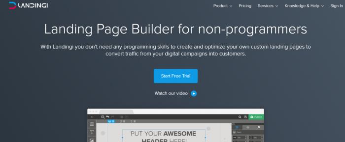 Landingi Review- Landing Page Builder