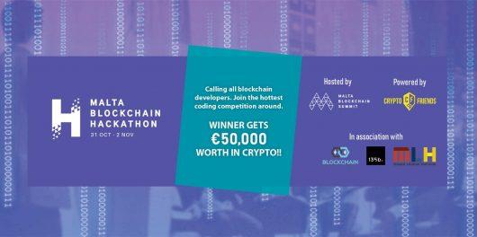 Malta blockchain hackaton