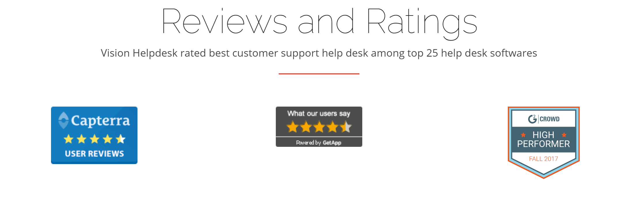Vision Helpdesk Software Review testimonials pricing