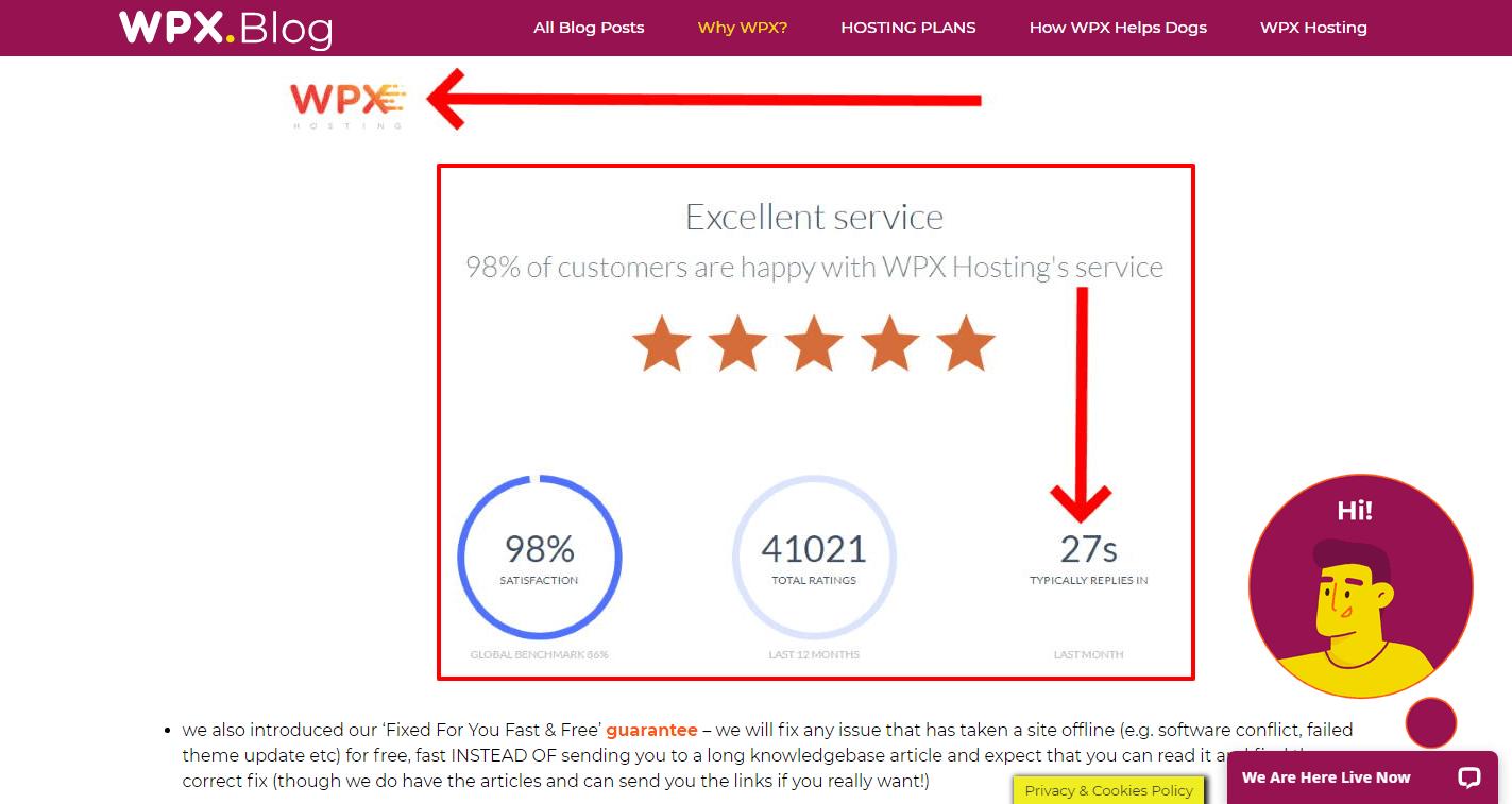 WPX Hositng-Reviews-