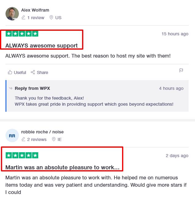 WPX Hositng-Reviews