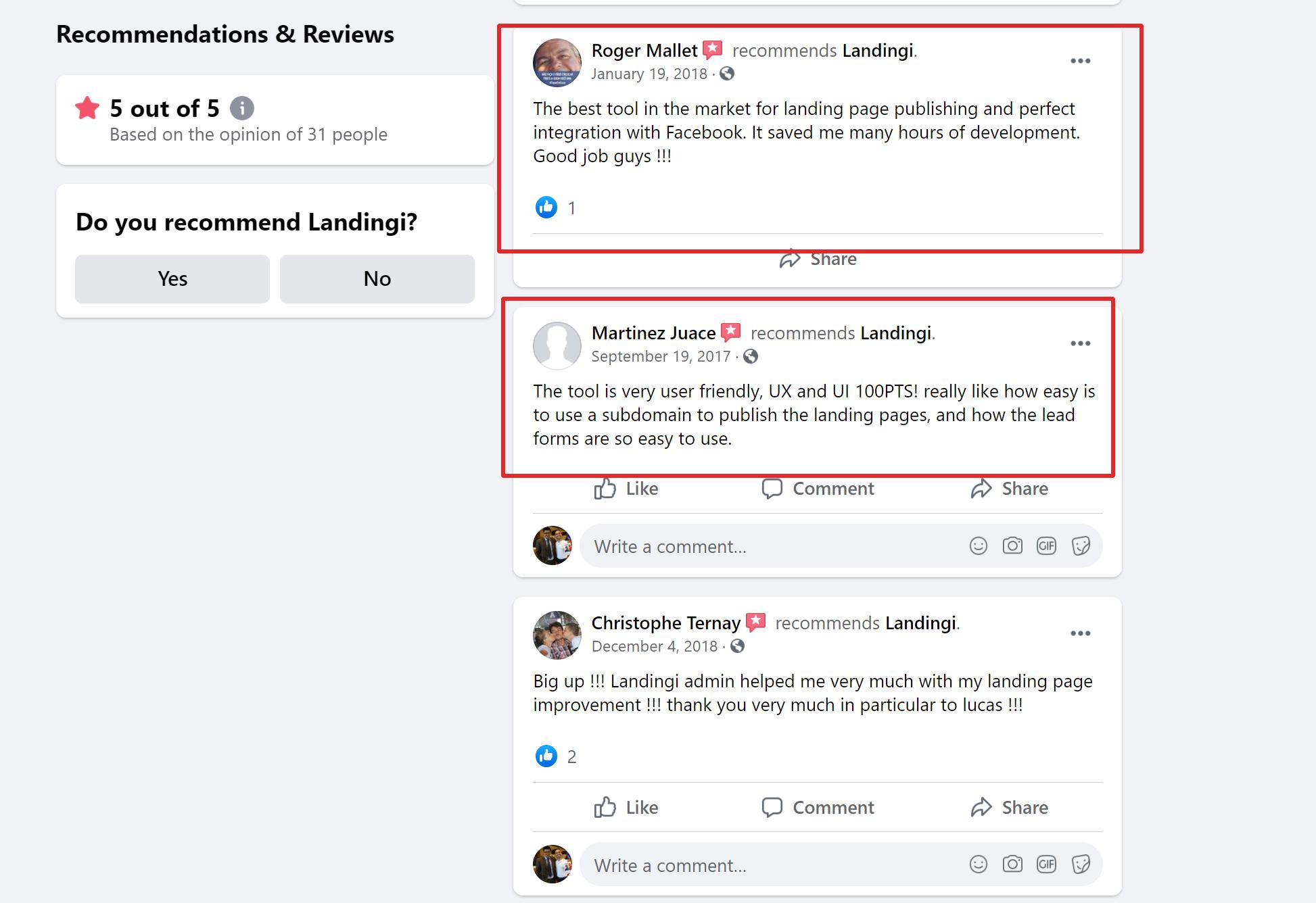 landingi reviews