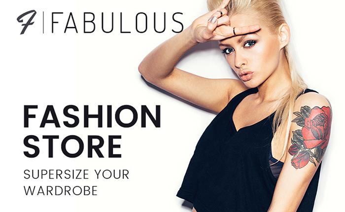 Fabulous - Fashion Store WooCommerce Theme