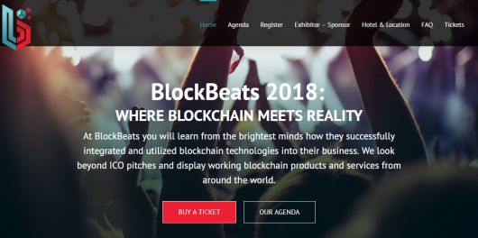 BlockBeats 2018 Blockchain Conference