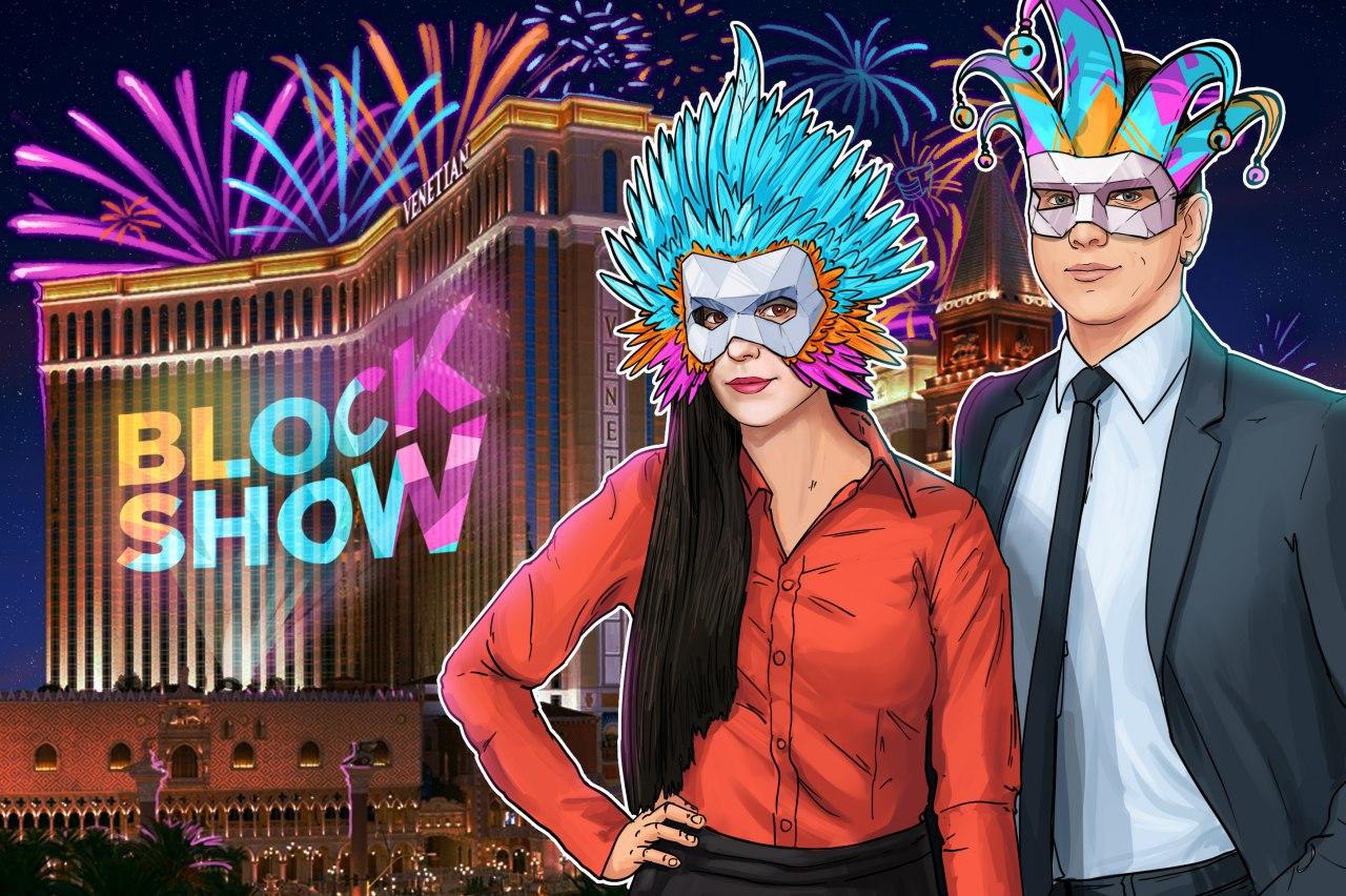 BlockShow Americas 1st press release