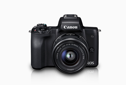 Canon EOS M50 for Vloggers- BloggersIdeas