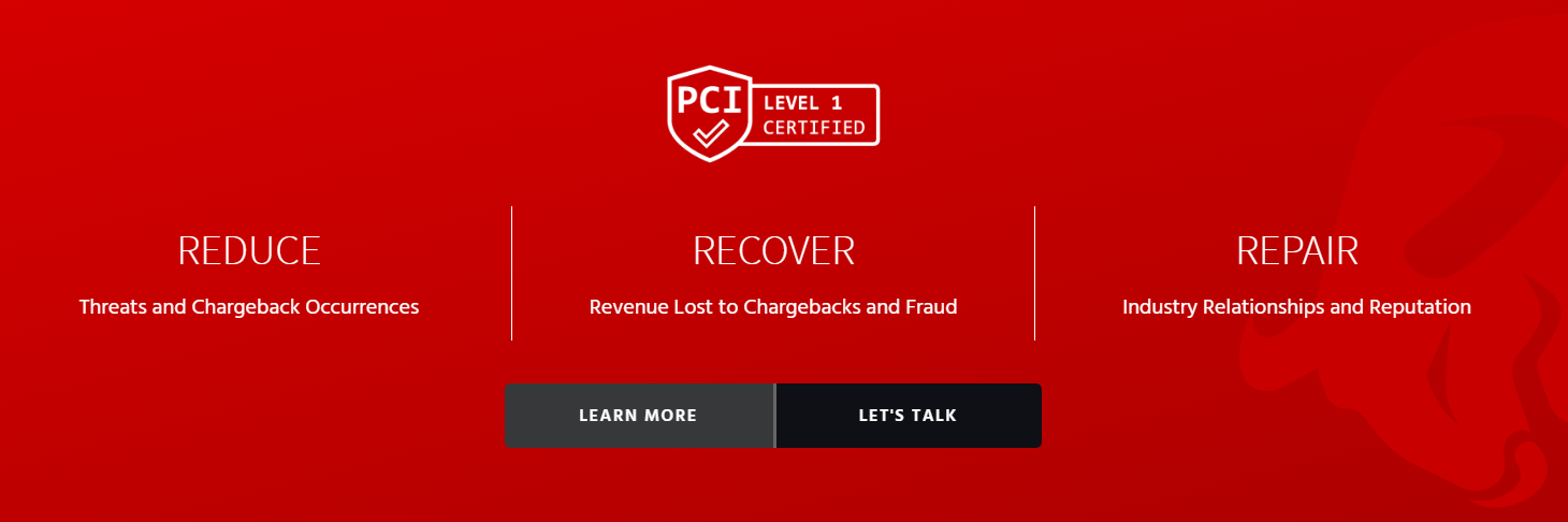 Chargebacks911 Review- PCI Level 1 Certified