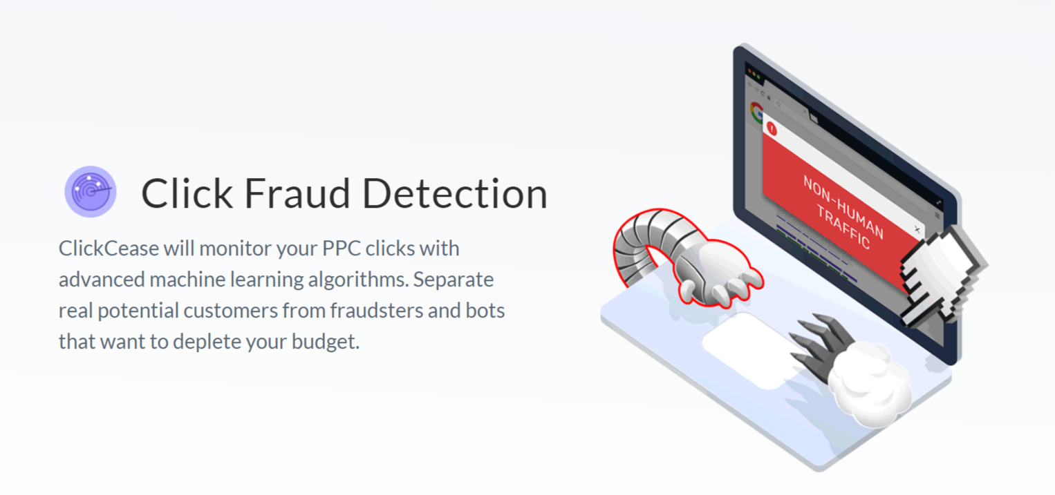 ClickCease Review- Click Fraud Protection