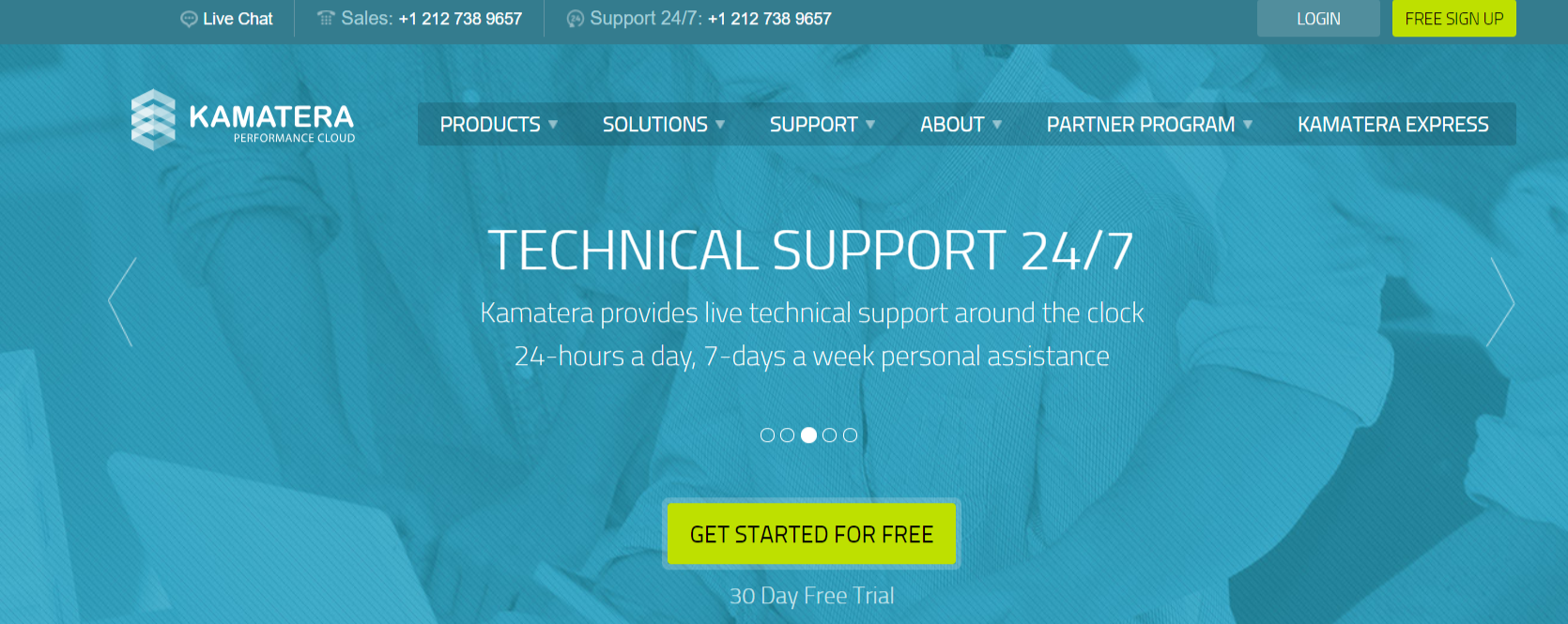 Kamatera Review With Coupon Codes – Performance Cloud Infrastructure.