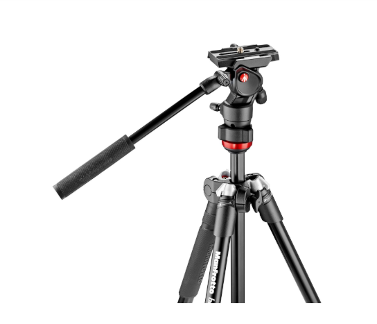 Manfrotto tripod vlogging gear by bloggersideas