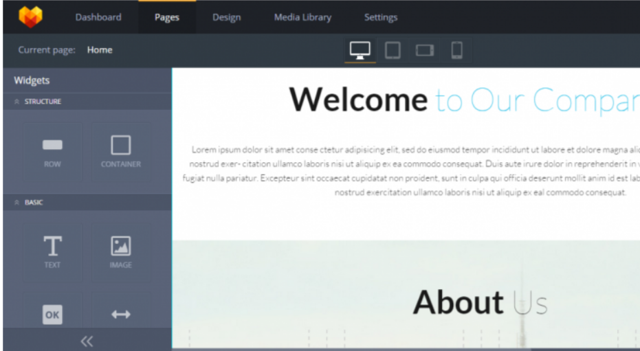 MotoCMS Review- Create Beautiful Pages